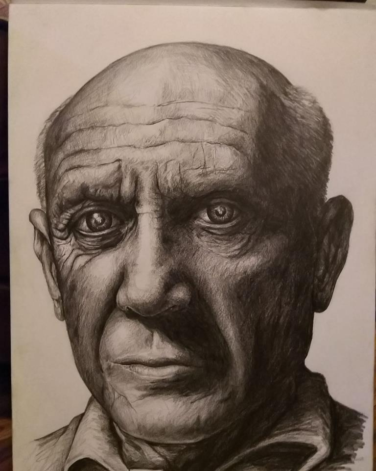 Mark Goodwin Pablo Picasso