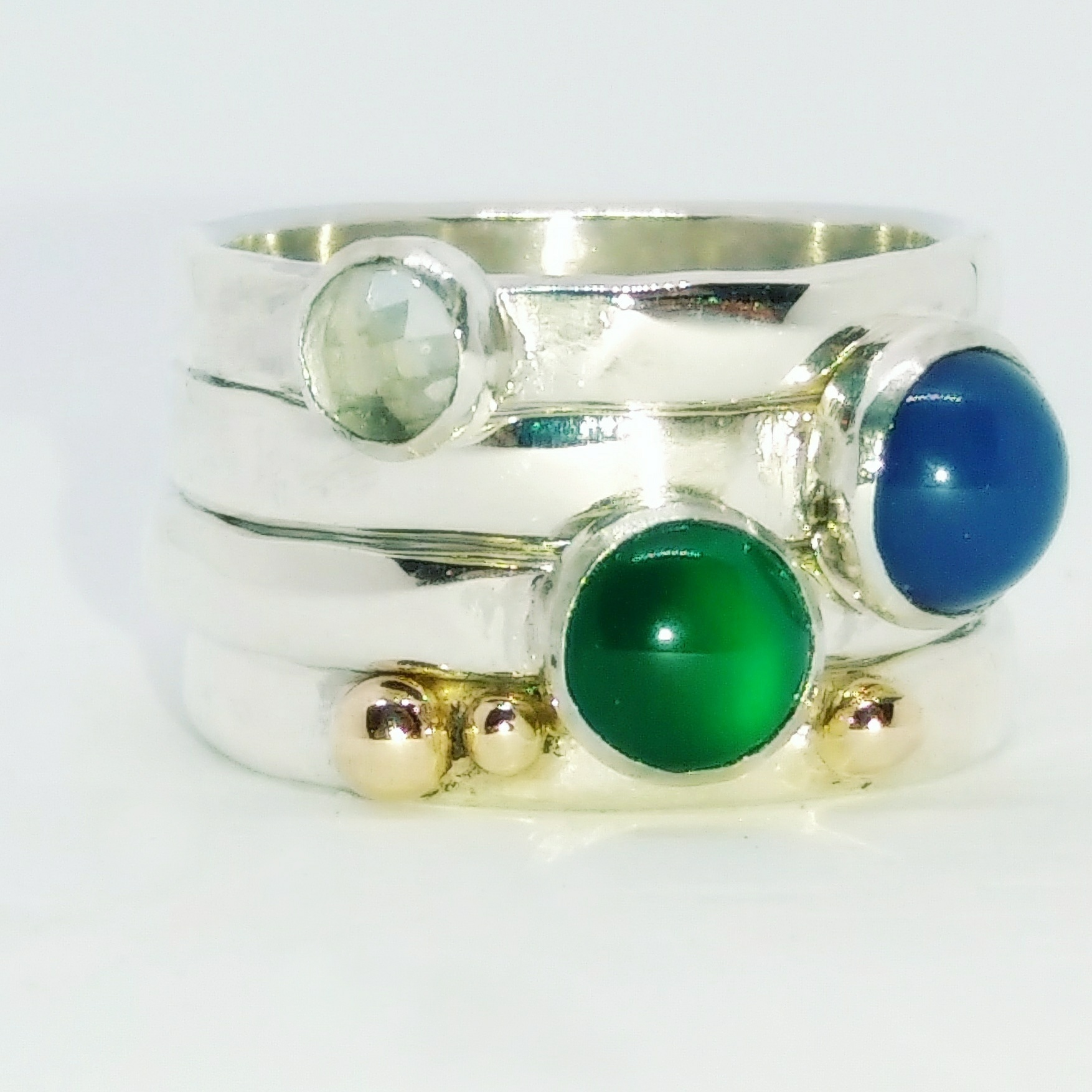 Claire-Roche-Ring-Stack
